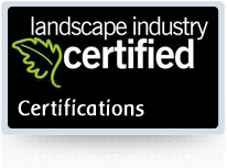 Certifications from Nevada Landscape Association